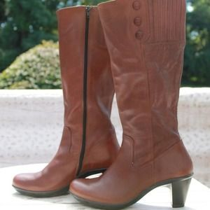 1803 Made in Portugal Leather Boots